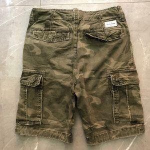 Abercrombie Boy's cargo shorts
